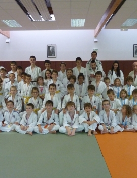 Stage Judo Gretz Tournan Octobre 2017